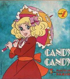 Candy Candy (Figurine Panini 1981)