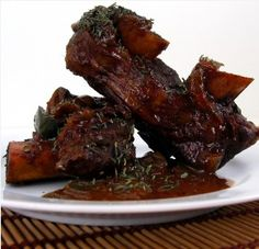 Braised Short Ribs | The Artful Gourmet