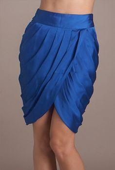 Como coser una falda tulipan :lodijoella