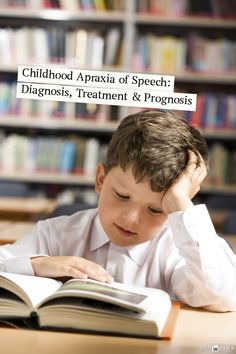 Definition & Treatment of Verbal Apraxia in Children