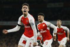 Arsenal ganó 2-0 al Bournemouth y es puntero de la Premier...: Arsenal ganó 2-0 al Bournemouth y es puntero de la Premier… #PremierLeague