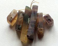 Fluorite Stone Fluorite Rough Stone Raw Fluorite by gemsforjewels