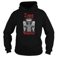 Cool Zeng-the-awesome T shirts