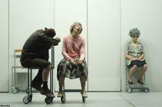 """""""Il sacro segno dei mostri"""" by Danio #Manfredini.  #Theatre. VIE Scena Contemporanea Festival 2007"""