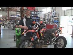 Chris V talks about the Motion Pro ForkTru, fork alignment tool a quick and easy to use tool for aligning front forks to insure they are parallel from top to bottom.