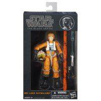 Star Wars The Black Series Luke Skywalker Figure 6 Inches