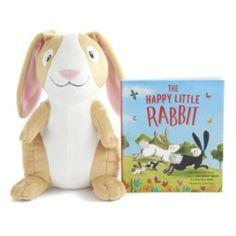 "Kohl's Care® ""The Happy Little Rabbit"" Book"