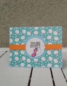 LET'S+CELEBRATE!!!!+CARD - Scrapbook.com #popupcard #papersmooches #doodlebugdesign #wintercard #handmadecard