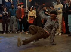 Breakdance, not hearts. (Image from Wide Screen World: Breakin')