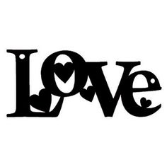 Items similar to Love Cross Stitch Pattern, Love Home decor x stitch pattern, Cross stitch Embroidery, Embroidery pattern on Etsy Deco Cafe, Stencils, Silhouette Portrait, Scroll Saw Patterns, Love Wallpaper, All You Need Is Love, Silhouette Design, String Art, Love Heart