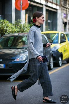 Jo Ellison by STYLEDUMONDE Street Style Fashion Photography