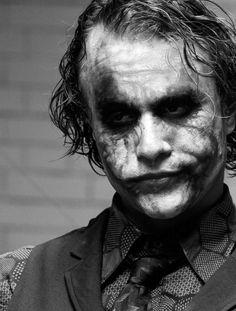 Heath Ledger as the Joker in the Dark Knight Joker Batman, Der Joker, Joker Art, Joker And Harley Quinn, Batman Art, Batman Robin, Joker Dark Knight, The Dark Knight Trilogy, Joker Images
