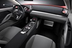 Audi Nanuk. Nanuk wird von einem neu entwickelten V10-TDI-Motor von 5 Litern, die an der Vorderseite auf der Hinterachse mit 544 PS und gigantischen 1.000 NM ab 1500 U / min und der Einspritzdruck von 2.500 bar liegt versorgt. Ein erweiterter 7-Gang S tronic-Getriebe. Ein Gewicht von ca. 1.900 kg geht es von 0-100 km / h in 3,8 Sekunden., Und hat eine Höchstgeschwindigkeit von nur 305 km / h