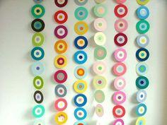 Guirnaldas de colores