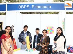 Students of BBPS - Bal Bharati Pitampura, showcased their talent at NATIONAL MATH EXPO, held at IIT Delhi, organized by AVAS avasindia