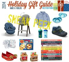 Baby & Toddler gifts: holiday gift guide sneak peek, featuring BabyLit, Gap, Plan Toys, Stokke, Stride Rite, Tommee Tippee, Aden + Anais and Melissa and Doug. #nextkidthing
