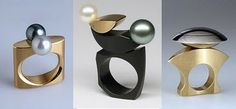 Michael Berger's kinetic jewellery has fascinated me for years.