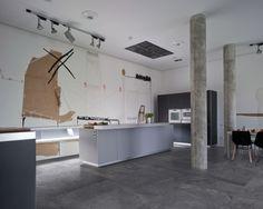 Antraciet betonlook tegels in 80x80 (36) Tegelhuys