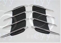 free shipping!the shark gills chromium styling for ford kia mini copper vw chevrolet mitsubishi mazda fiat toyota audi BMW #Affiliate