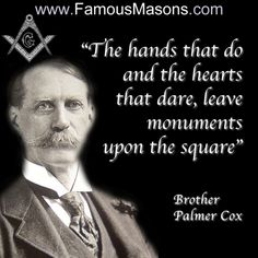 Thousands of famous individuals throughout history have been members of our noble fraternity. Illuminati, Famous Freemasons, Masonic Symbols, Freemasonry, New World Order, Spirit Guides, Writing Inspiration, Famous Quotes, Life Lessons