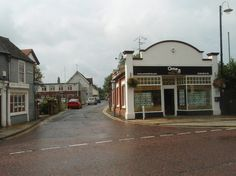 Junction of King Edward Street. Taken in 2008, the Century 21 building is former Gowlers cycle shop and is now (as of 2012) an opticians.