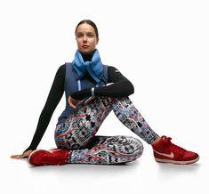 0da6e07966620 Nike Women Holiday 2012 Lookbook love these leggings! New York Fashion