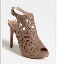 Vince Camuto heels = love