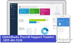 Toll Free QuickBooks Payroll Support Number 1855-481-5338