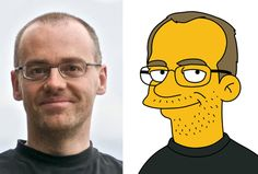 Get your own Simpsons character