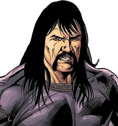 Hogun the Grim - Marvel Comics - Warriors Three - Thor - Profile - Writeups.org Viking Warrior, Martial Artist, The Grim, Dc Heroes, Almost Always, Marvel Universe, Thor, Warriors, Marvel Comics