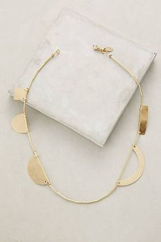Cutouts Necklace