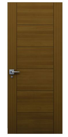 Made out of solid oak wood that gives natural feel to the prod. Flush Door Design, Single Door Design, Door And Window Design, Home Door Design, Wooden Front Door Design, Double Door Design, Bedroom Door Design, Interior Door Styles, Door Design Interior