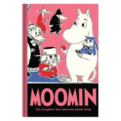 "Moomin Book Five: The Complete Tove Jansson Comic Strip features the final strips drawn by Tove Jansson and written by her brother Lars for the London Evening News, before Lars took over both the art and the writing. The first ""Moomin Winter"" returns with more unwanted guests than in Book One, especially the curious and secret-spilling Nibling, sending the Moomin household into a tizzy of secrecy and closed doors. In ""Moomin Under Sail,"" the Moomins find themselves without a new adventure…"