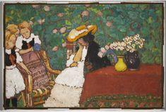 jozsef rippl ronai - Google Search Modern Art, Contemporary Art, Maurice Denis, Pierre Bonnard, European Paintings, Believe In God, The Kingdom Of God, Art For Art Sake, Impressionist