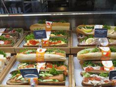 La Baguette, Oslo: Breakfast before train ride?