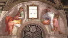 Rehoboam - Abijah - Gallery of Sistine Chapel ceiling - Wikipedia, the free encyclopedia
