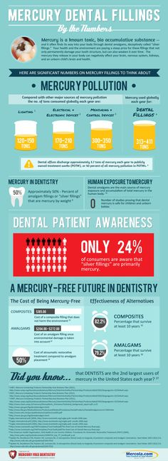 Are you aware that out of all the heavy metals that are found in the environment, mercury is the most dangerous? Mercury can poison you in many ways – even through the fillings your dentist puts in your mouth.