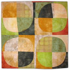 Karen Schulz: Fiber Artist - Gallery 3 - SPP Series