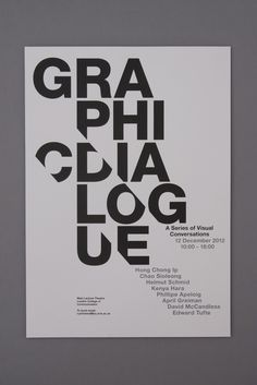 Graphic Dialogue - Tom Hornby