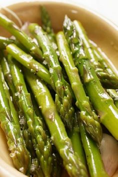 Weight Watchers Asian Marinated Asparagus recipe Makes 4 servings  Ingredients 1 lb asparagus spears 2 tablespoons lite soy sauce 1/4 cup seasoned rice vinega(...)
