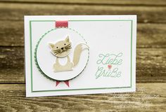 Foxy Friends Stampin Up