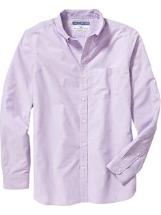 link : https://yroo.com/af/1893489/ruid/21327 Old Navy Mens Slim Fit Button Front Shirts Size M Tall - Provence lavender | 6% OFF