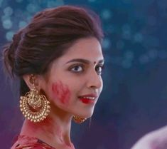 Animated gif about beautiful in Lovely by SiSiBreezy Bye Gif, Dipika Padukone, Sexy Makeup, Most Beautiful Indian Actress, How To Apply Makeup, Makeup Videos, Indian Actresses, Bellisima, Lady In Red