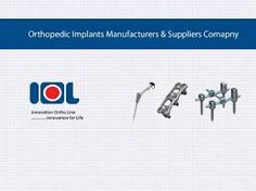 Renovation & Development have always been important aspects for IOL and today's product line is in continuous evolution. Our R & D Program is the result of collaboration between clinical sector individuals, universities and research institutes, combined with IOL'S mature experience within the field of implantable medical devices.  http://www.innovationortholine.com/  #Orthopedic_implants_manufacturers #Orthopedic_implants_suppliers