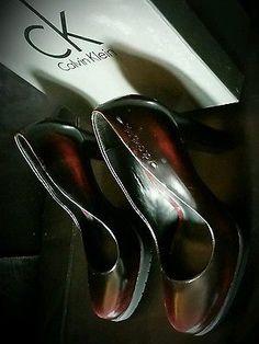 Escarpins femme Calvin Klein 50€$ (Luxe)Soldes