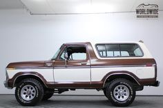oh my, this is awesome. 1978 Ford Bronco