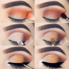 When searching for the best eye makeup tutorial, we forget that it is better to start with the basics. Find the basic eyeshadow application techniques here. #makeup #makeuplover #makeupjunkie #makeuptutorials
