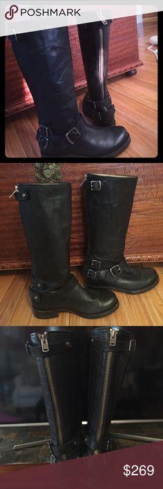 FRYE Boots EUC Frye Shoes Combat & Moto Boots