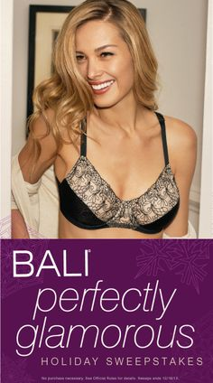 Click here to enter for a chance to win the bra that makes every holiday outfit look fabulous and $500!