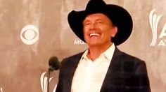 """Country Music Lyrics - Quotes - Songs George strait - George Strait Happily Accepts 2014 """"Entertainer of the Year Award"""" (VIDEO) - Youtube Music Videos http://countryrebel.com/blogs/videos/18138531-george-strait-happily-accepts-2014-entertainer-of-the-year-award-video"""